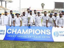 ২৫৭ রানে জিতে ক্যারিবিয়ান সফর শেষ করল ভারত