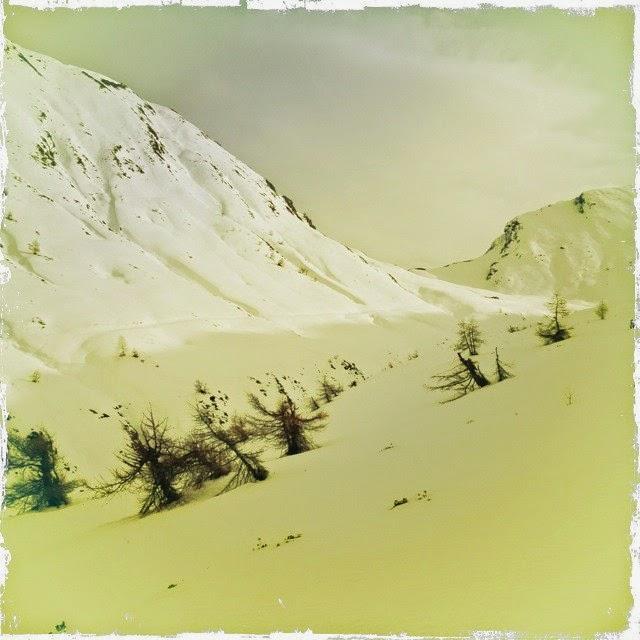 Raquette et neige dans les Hautes-Alpes