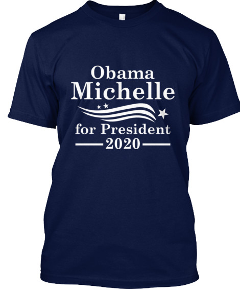 Michelle Obama 2020 For President T Shirts Hoodie