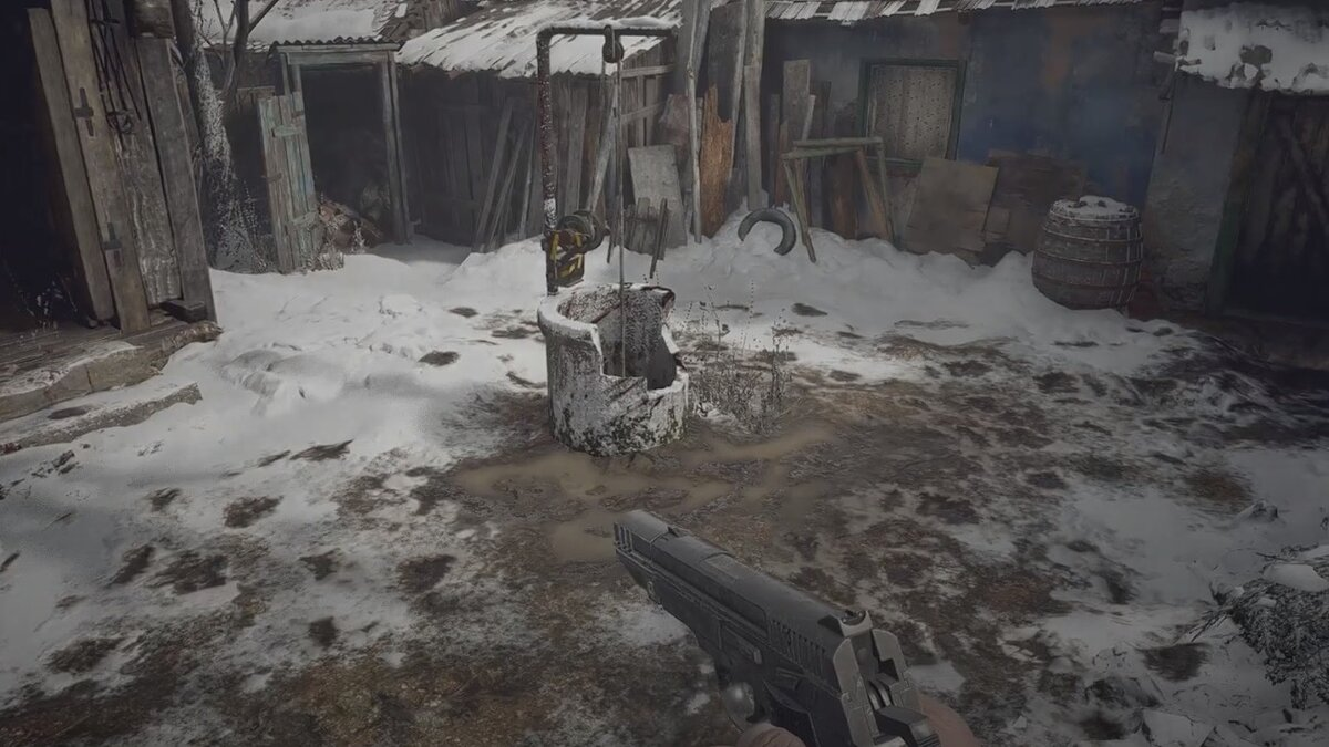 How to use wells in Resident Evil Village