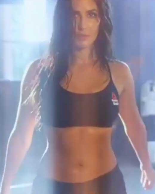 Katrina Kaif in Bikini bra