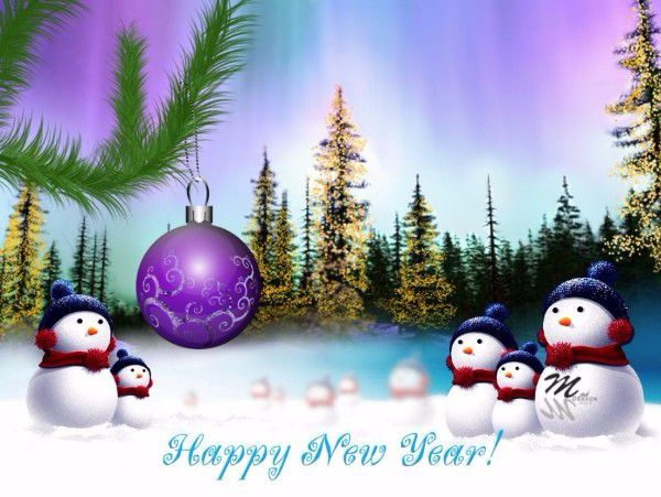 Happy New Year 2021 HD Images, Photos, Wallpaper, Pictures