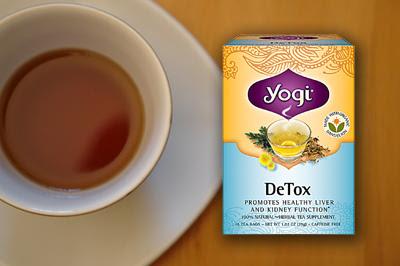 yogi detox tea before drug test