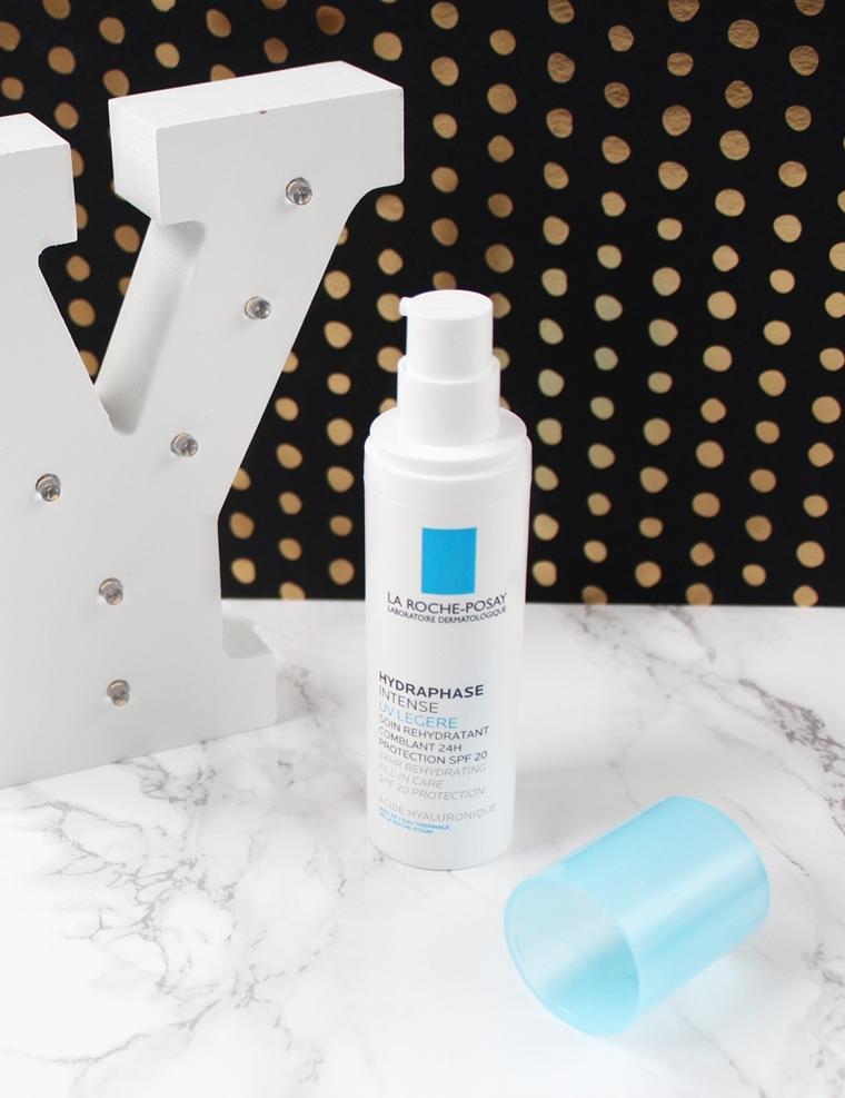 Dobry krem z filtrem pod makijaż? La Roche-Posay Hydraphase UV Intense Legere