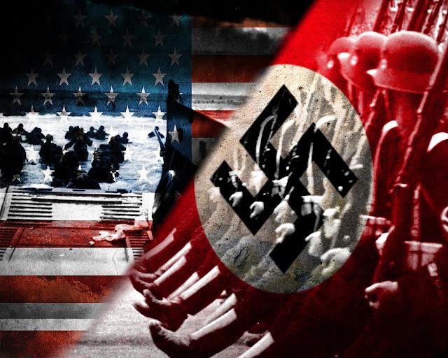 مالذي دفع هتلر لتحدي الولايات المتحدة الأمريكية