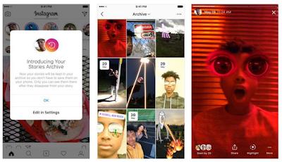 Cara Menggunakan Instagram Stories Highlights, Begini Caranya