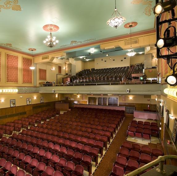 The Everett Theater