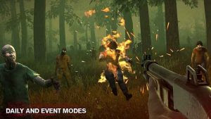 Into The Dead 2 Mod APK Data v0.8.1 [Unlimited Money + Ammo]
