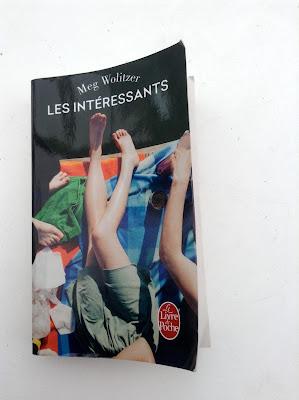 Les intéressants Meg Wolitzer livre de poche