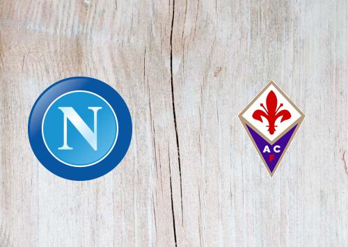 Napoli vs Fiorentina -Highlights 17 January 2021