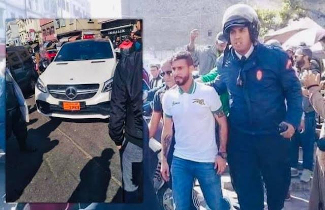 """وأخيرا...مصدر أمني يميط اللثام عن قضية الإعتداء على اللاعب الرجاوي """"محسن متولي"""" قراو التفاصيل✍️👇👇👇"""
