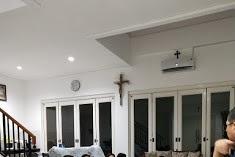 Lingkungan St. Felisitas 2  Rekoleksi Keluarga  Wisma Shalom,Cimahi,Bandung Tanggal 20-21 Juli 2019