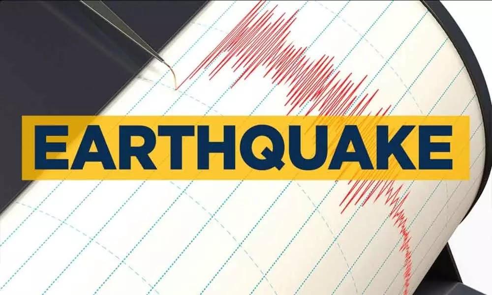 7.8 Magnitude Earthquake Near Russia, Japan