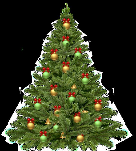 Kumpulan Gambar Pohon Natal Yang Unik Untuk Background