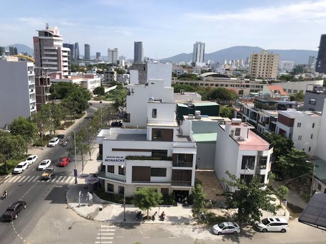 Cho thuê căn hộ đầy đủ tiện nghi nằm góc 2 mặt tiền ngay Trần Hưng Đạo
