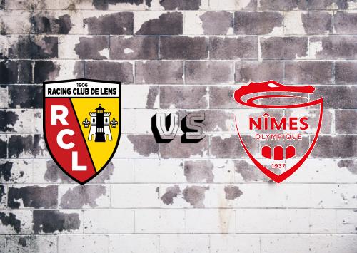 Lens vs Nîmes   Resumen