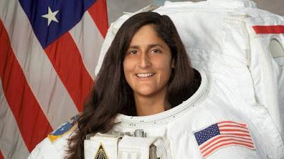 NASA Astronaut-Sunita Williams Biography, Achievements, Success-సునీతా విలియమ్స్ (వ్యోమగామి)- జననం సెప్టెంబర్ 19, 1965 - జన్మదిన సందర్బంగా..