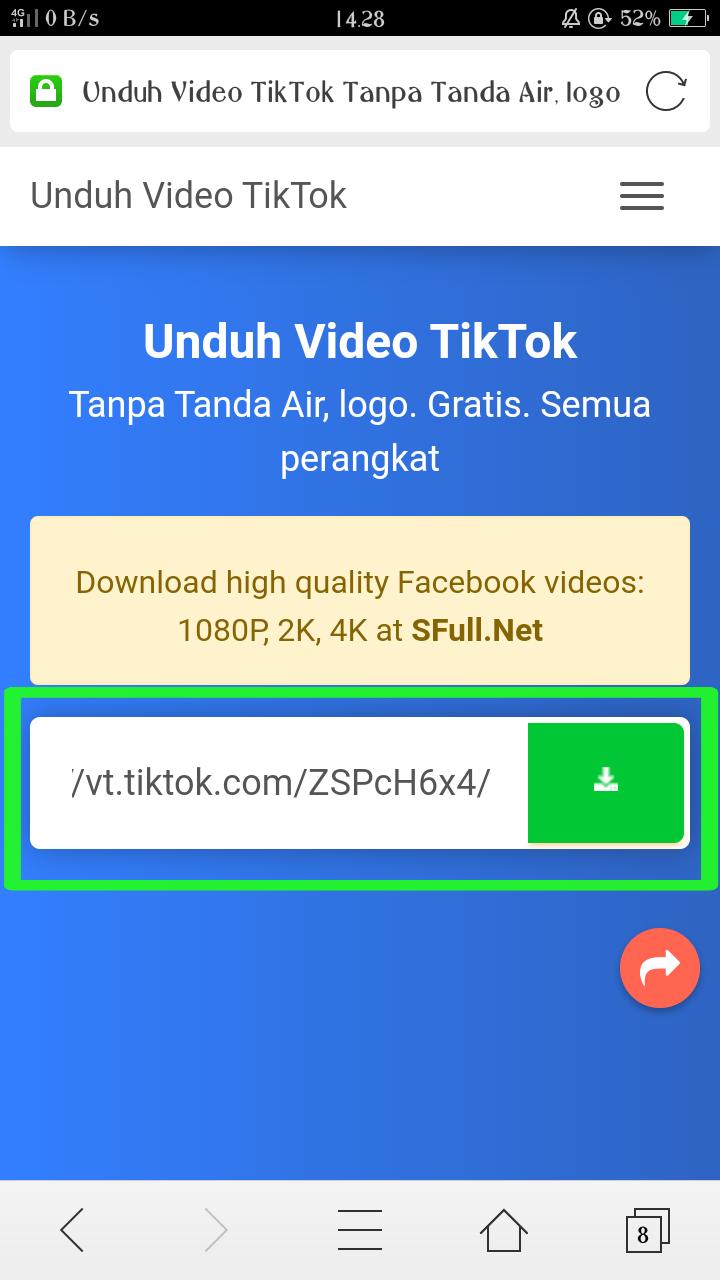 Cara Menghilangkan Watermark Tiktok Tanpa Aplikasi Di Android Ios Samakami Com