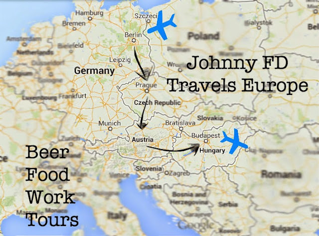 johnny travels austria