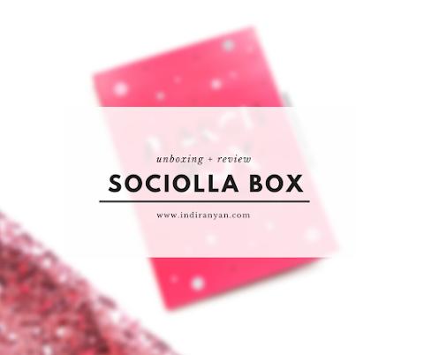 Sociolla Box - Maret 2017*