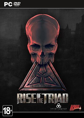 Cover Of Rise of the Triad Full Latest Version PC Game Free Download Mediafire Links At worldfree4u.com