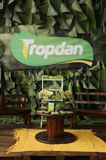Participação da Tropdan em anos anteriores.