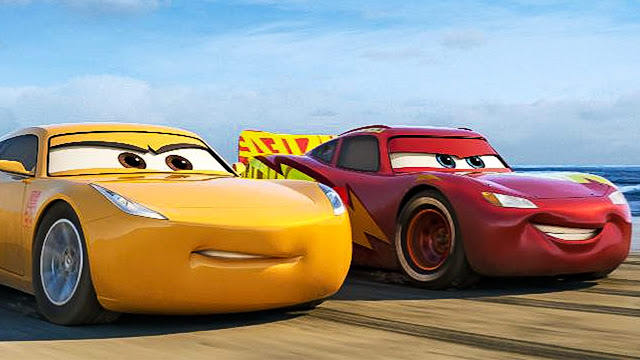 Cars 3: Film Review