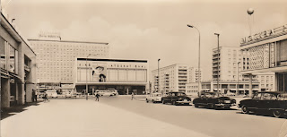 Kino International Berlin postcard 1964