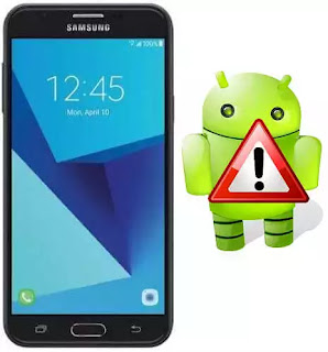 Fix DM-Verity (DRK) Galaxy J7 2017 SM-J727S FRP:ON OEM:ON