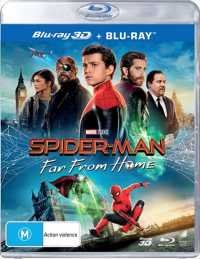 Spider Man 3D Far from Home HSBS Hindi + Eng + Tamil + Telugu 720p 1080p 2019