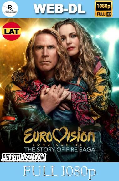 Festival de la Canción de Eurovisión: la Historia de Fire Saga (2020) Full HD WEB-DL 1080p Dual-Latino