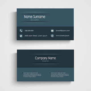تحميل مجموعة من التصميمات الحديثة لبطاقات الأعمال كروت الفيزيت5