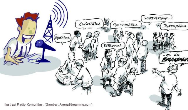 Tantangan Radio Komunitas: Biaya Operasional