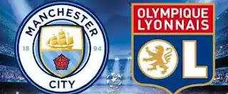 يلا شوت مشاهدة مباراة مانشستر سيتي وليون بث مباشر اليوم كورة اون لاين لايف دوري ابطال اوروبا