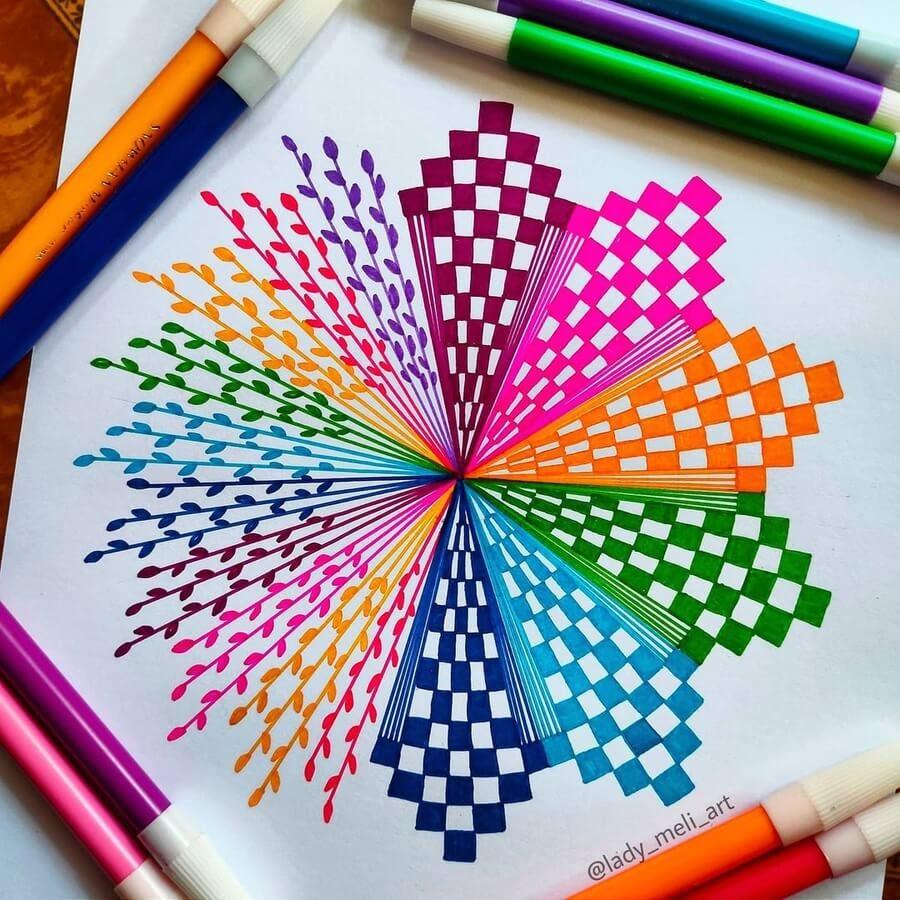 10-Bands-of-color-lady_meli_art-www-designstack-co