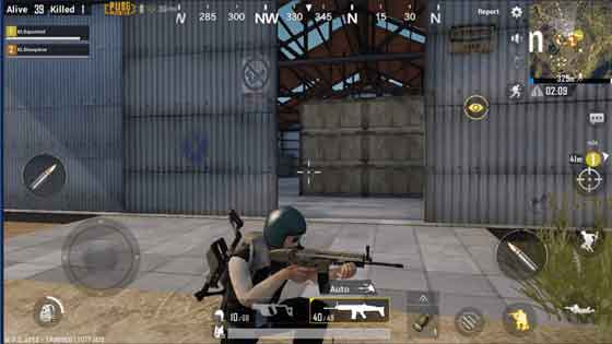 tips main pubg mobile seperti pro player