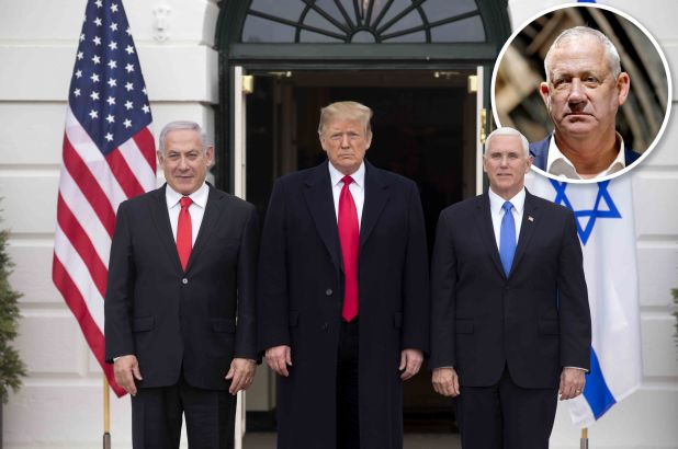 PROPHETIC RED ALERT: Trump Presenting Peace Plan To Israeli Leaders Today, Deal Goes Public Tomorrow