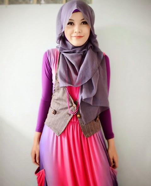 model baju hijab untuk kuliah