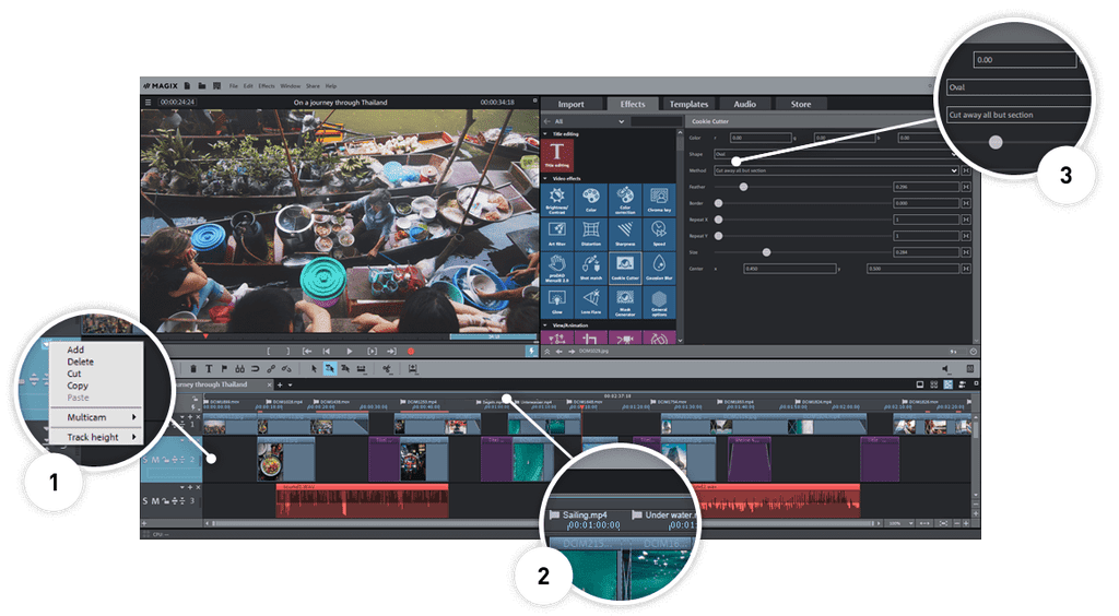 MAGIX Movie Edit Pro 2019 Plus 18 0 1 204 serial number