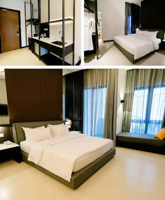 Avillion hotel cameron highland bilik penginapan moden kontemporari