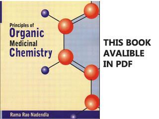 Principle of Organic Medicinal Chemistry.