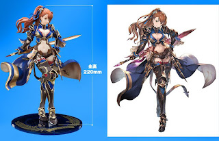 Granblue Fantasy – Beatrix y Zeta Figuarts Zero, Tamashii Nations