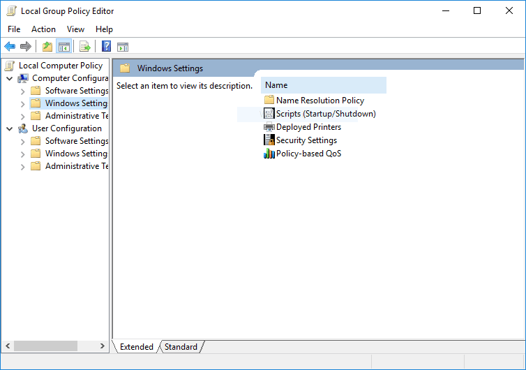 Enable GpEdit msc (Group Policy Editor) in Windows 10