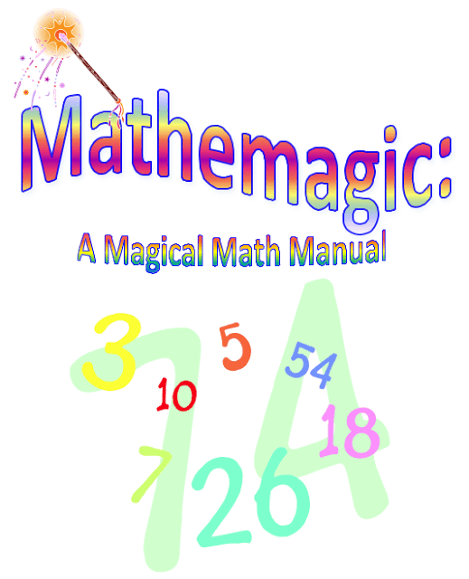 Fun math manuals for students