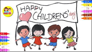 easy drawing for children's day jawaharlal nehru sketch