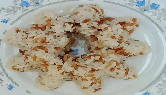 طريقة عمل ارز بلسان العصفور الشيف محمد الدخميسي