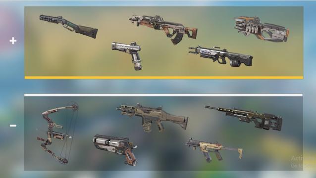 apex gun