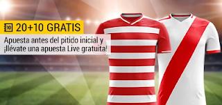 bwin promocion Granada vs Rayo 7 mayo