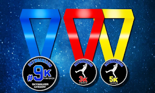 Skywalkerun Medals