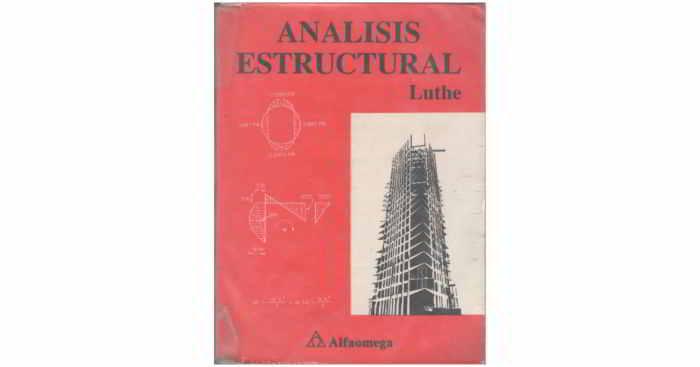Descargar Análisis Estructural - Luthe